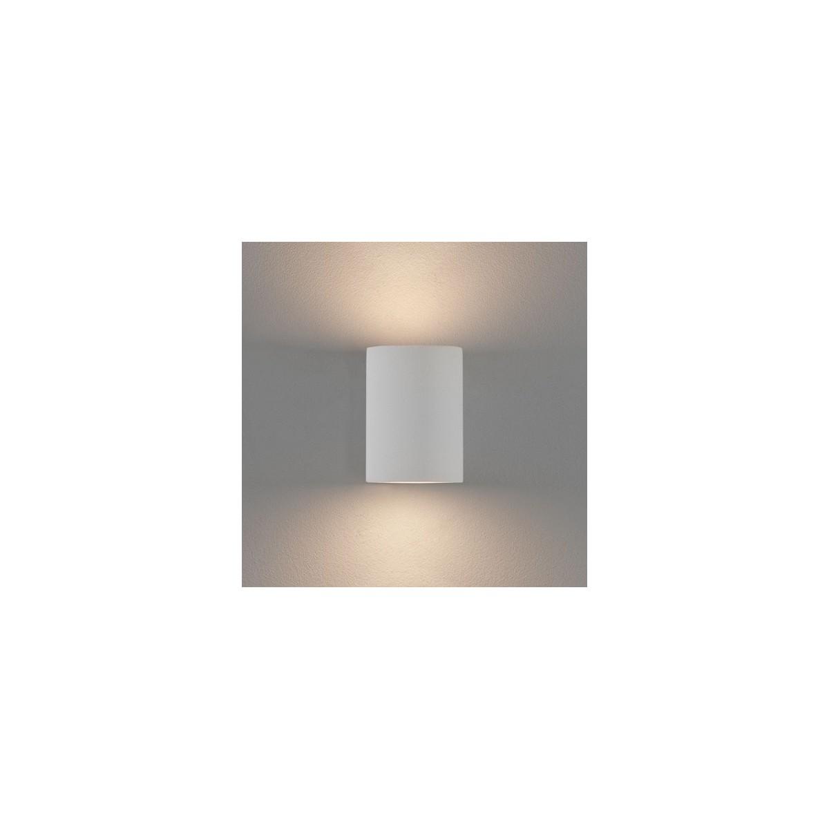Astro Pero Ścienna 1x28W Max G9 Gips 1172001
