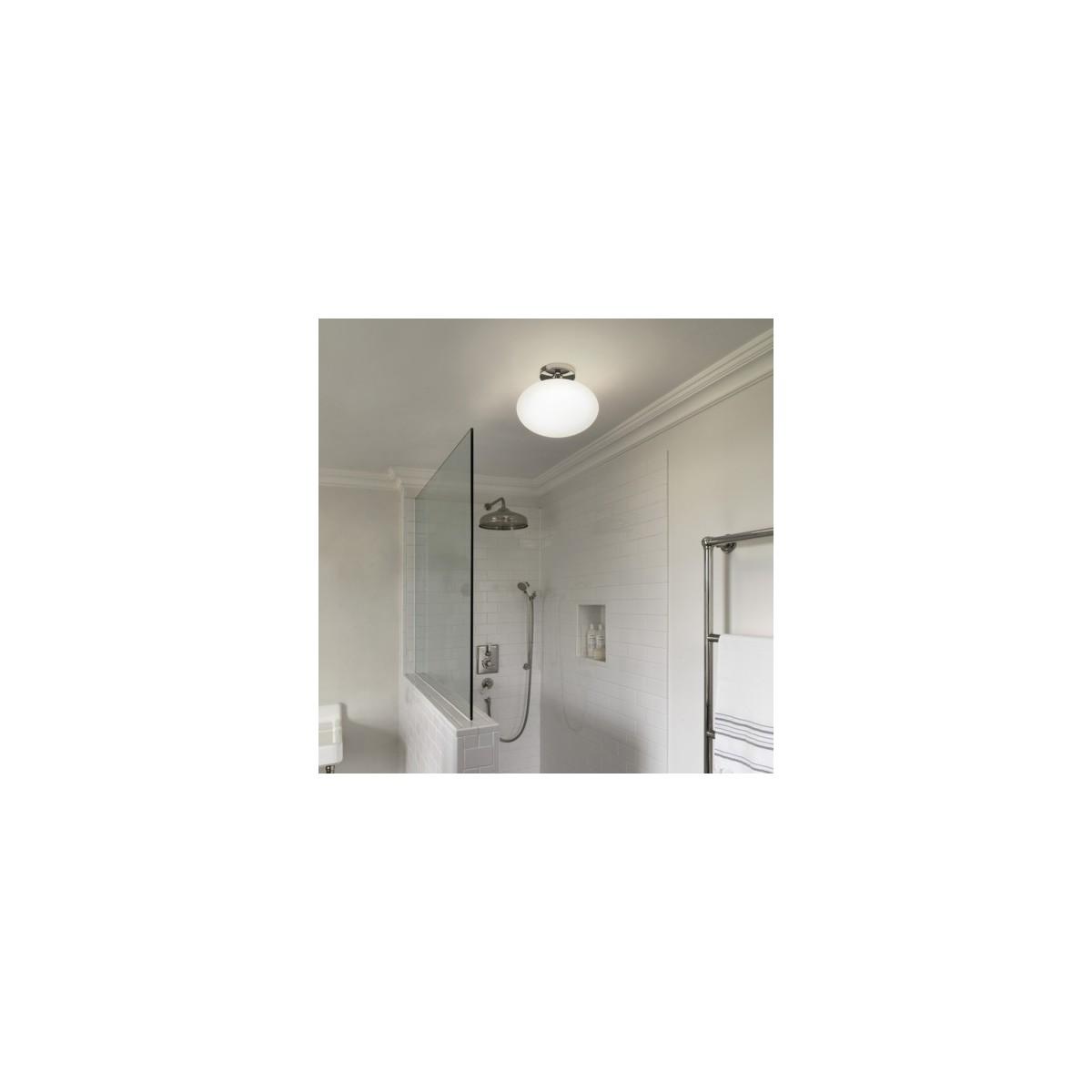 Astro Zeppo Ceiling Sufitowa 1x60W Max E27 Chrom Polerowany IP44 1176001