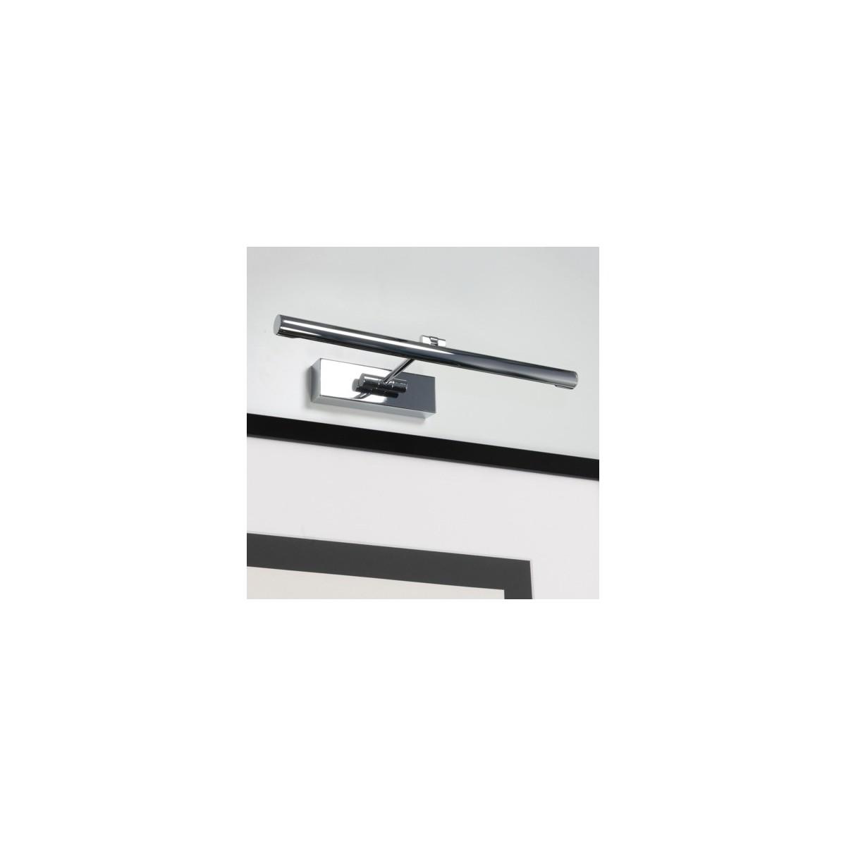 Astro Goya 460 LED Oświetlenie obrazu 7.1W LED Chrom Polerowany 1115008