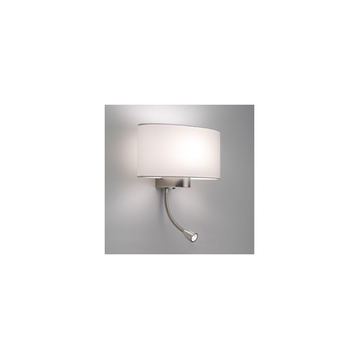 Astro Napoli LED Do Czytania 1x60W Max E27 Matowy Nikiel 1185002