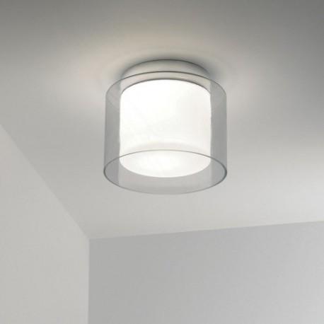 Astro Arezzo ceiling Sufitowa 1x60W Max E27 Chrom Polerowany IP44 1049003