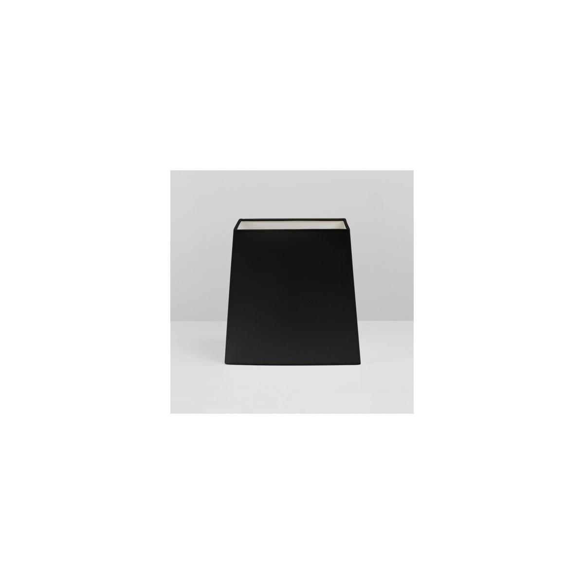 Astro Tapered Square 175 Abażur Czarny 5005002