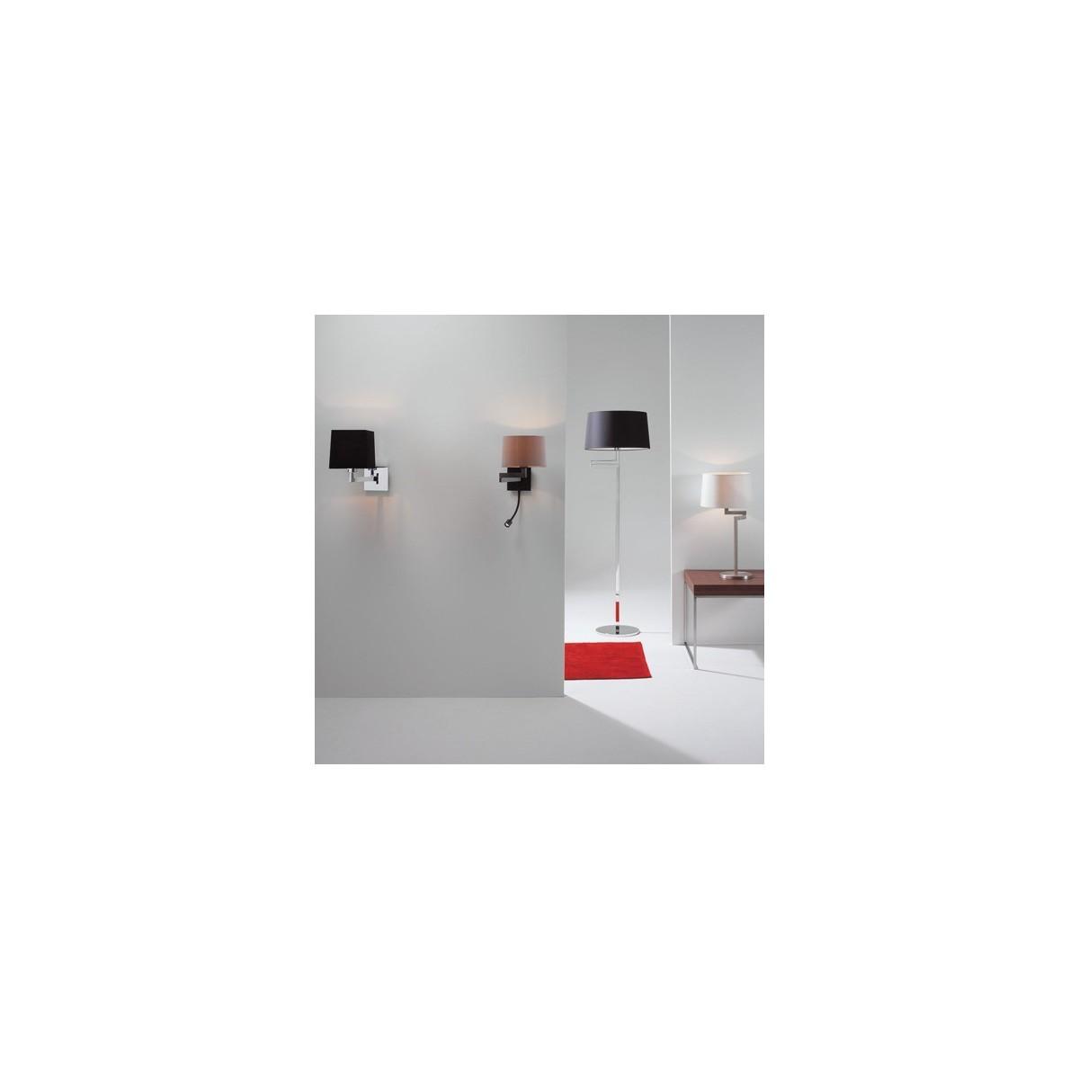 Astro Tapered Round 215 Abażur Biały 5006001
