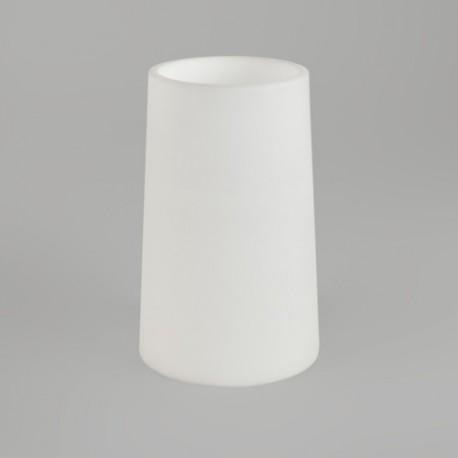 Astro Cone 195 Glass Abażur Białe Szkło 5019001
