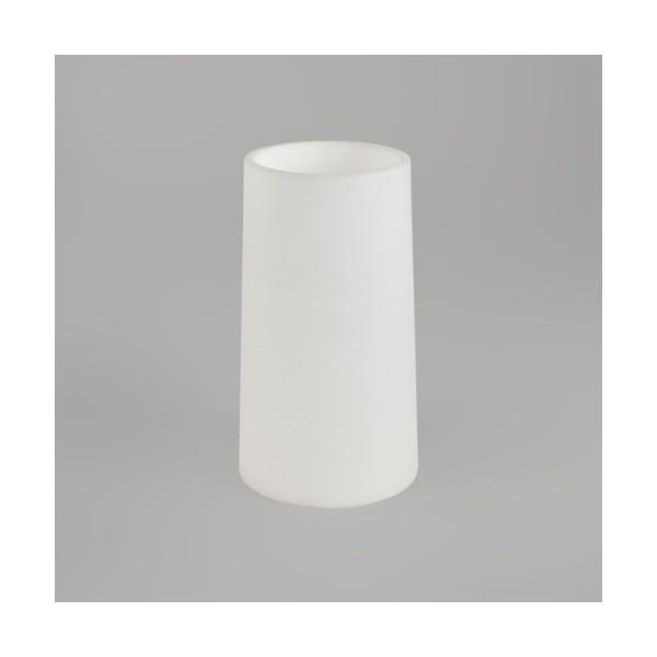 Astro Cone 240 Glass Abażur Białe Szkło 5018007