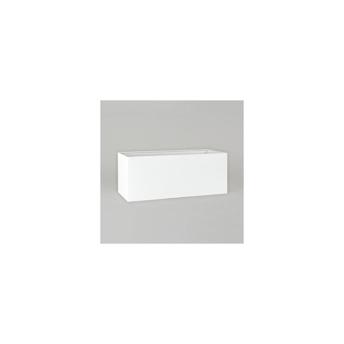 Astro Park Lane Twin Shade Abażur Biały 5001014