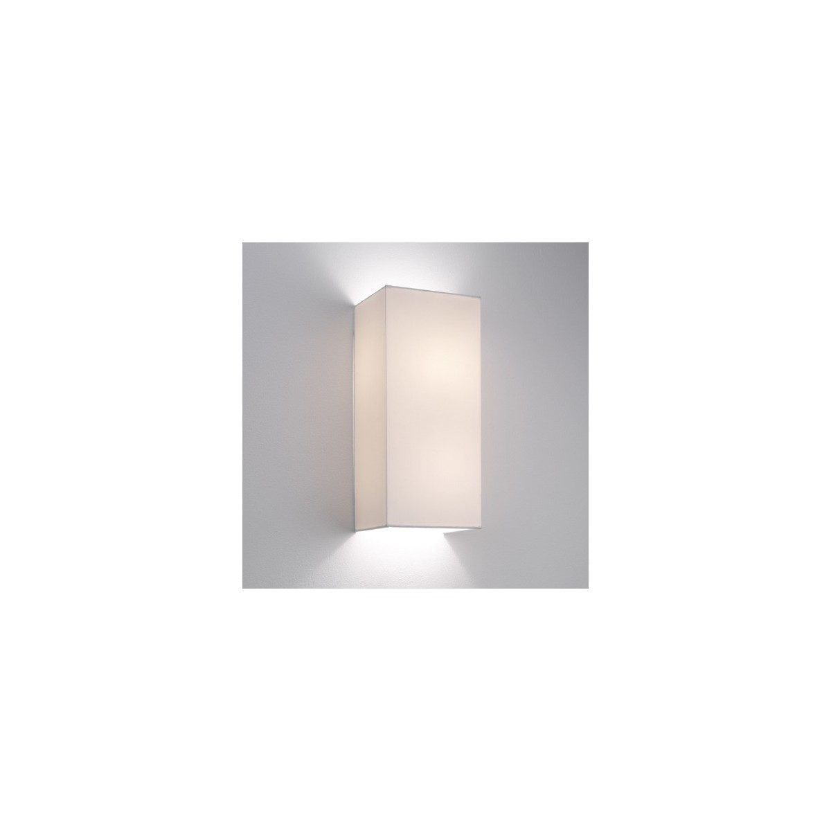 Astro Chuo Rectangle 380 Abażur Biały 5024001