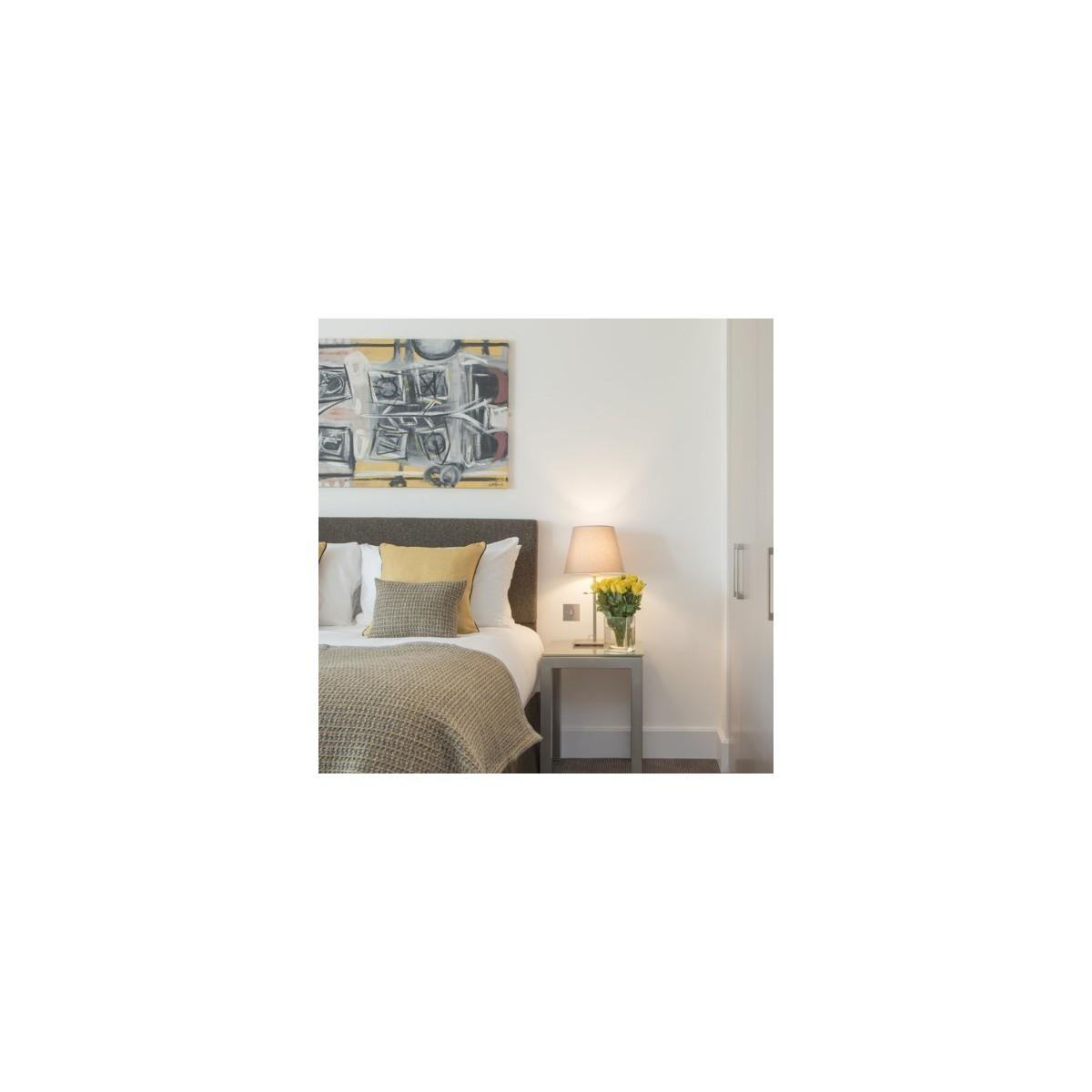 Astro Park Lane Table Stołowa 1x60W Max E27 Chrom Polerowany 1080013