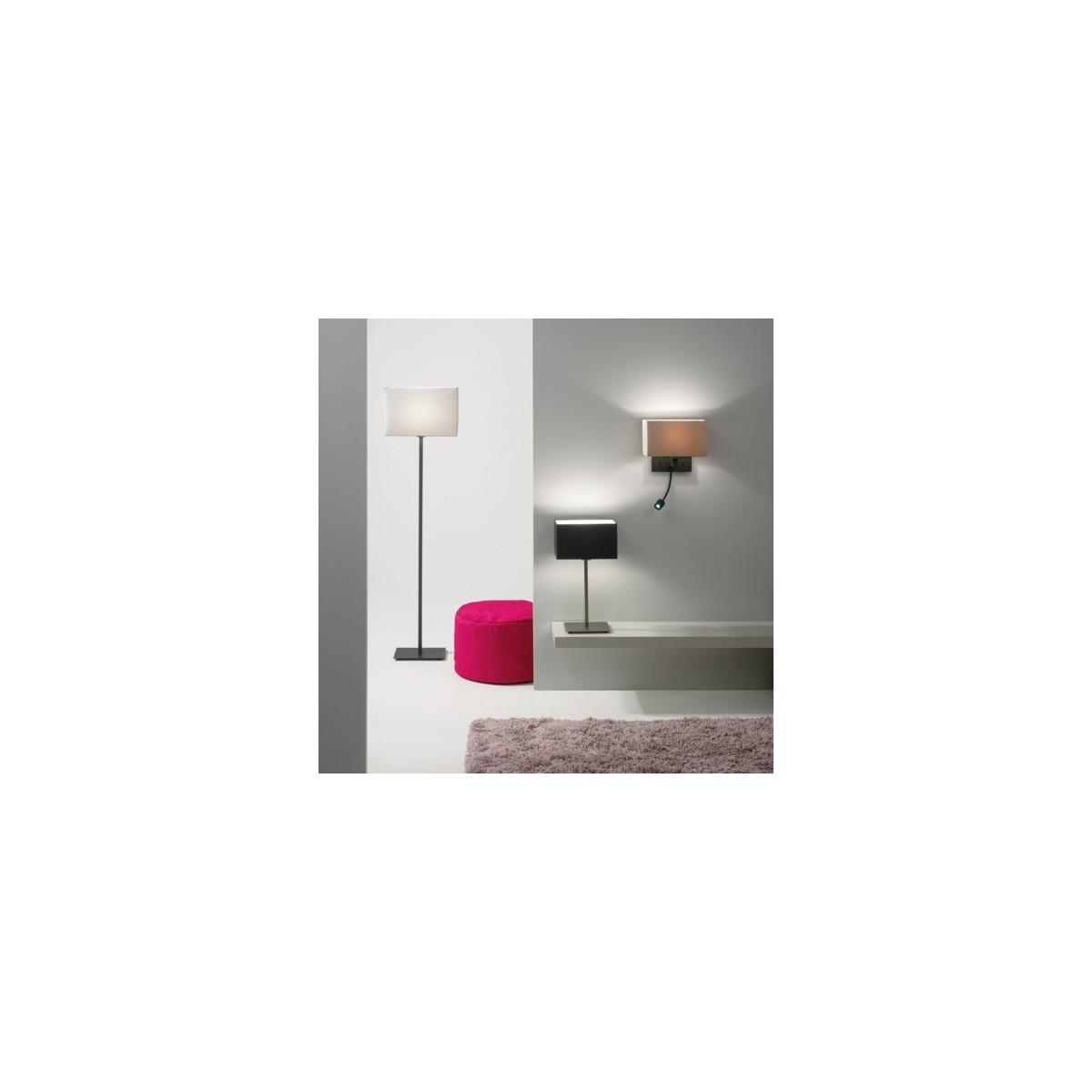 Astro Park Lane Floor Podłogowa 1x60W Max E27 Matowy Nikiel 1080017