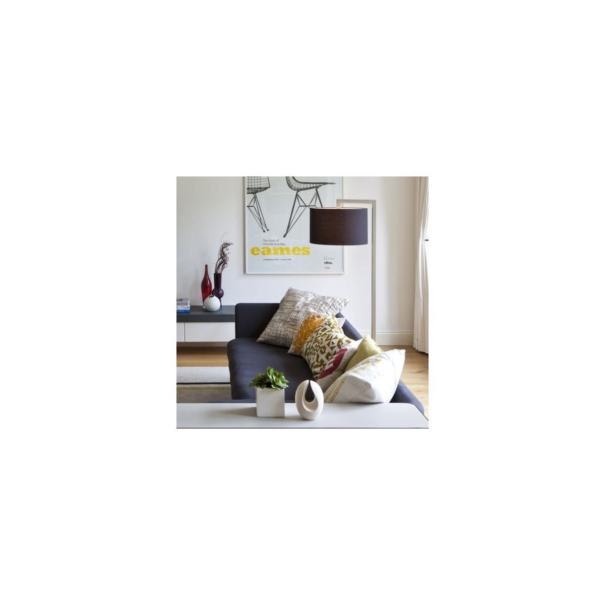 Astro Ravello Floor Podłogowa 1x60W Max E27 Matowy Nikiel 1222002