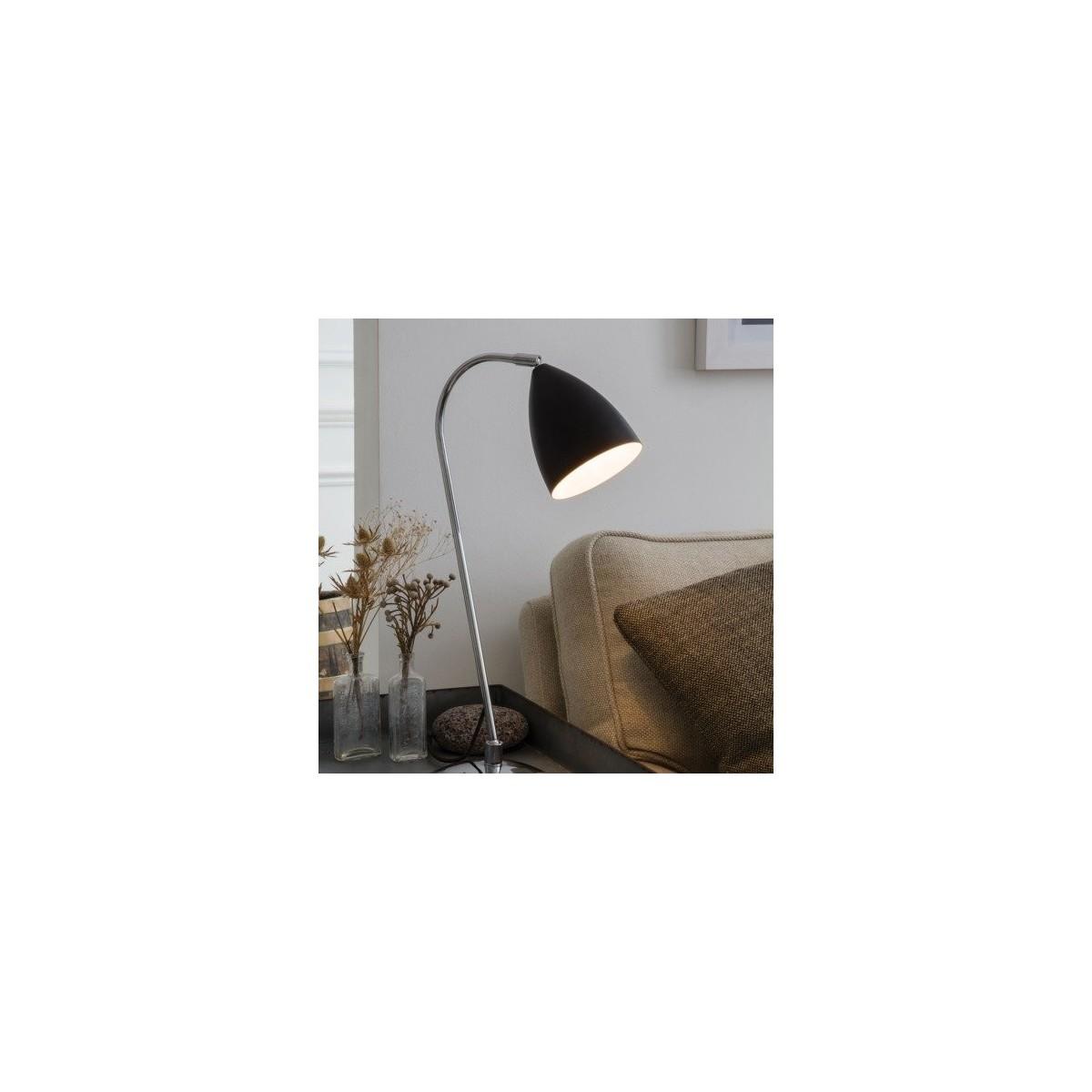 Astro Joel Table Stołowa 1x42W Max E27 Czarny Mat 1223002