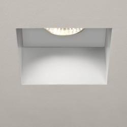 Astro Trimless Square Wpuszczana 1x6W Max LED GU10 Biały Mat IP65 1248005