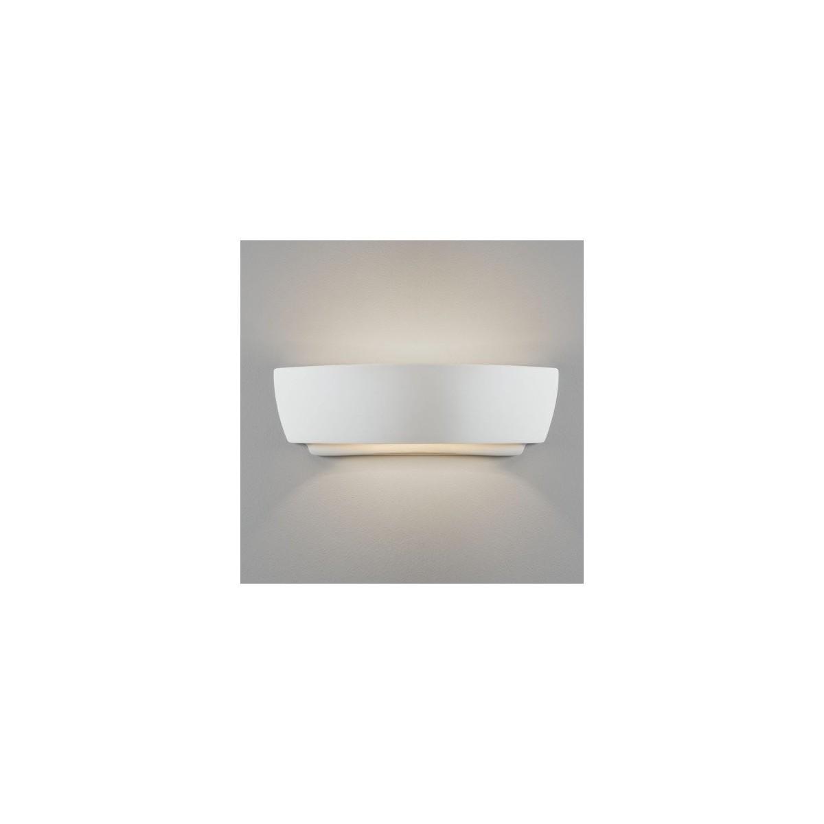 Astro Kyo Ścienna 1x60W Max E27 Ceramika 1301001