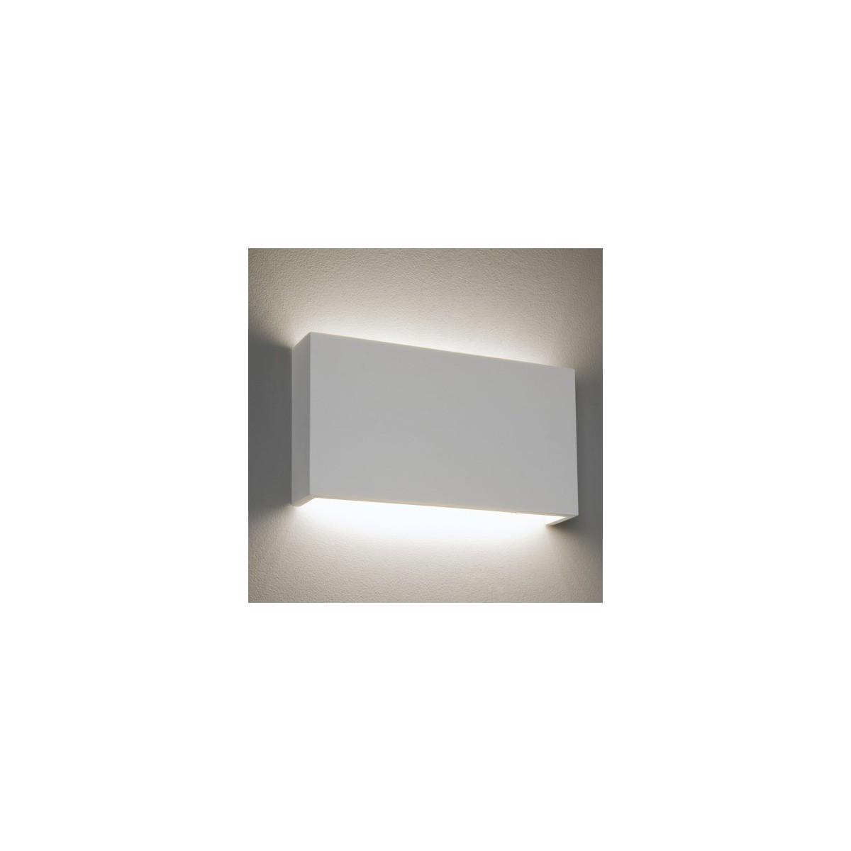 Astro Rio 325 LED 3000K Ścienna 14.7W LED Gips 1325001