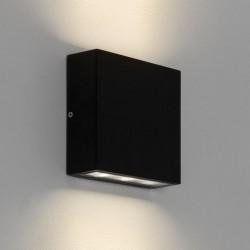 Astro Elis Twin LED Czarny 7202 Ścienna