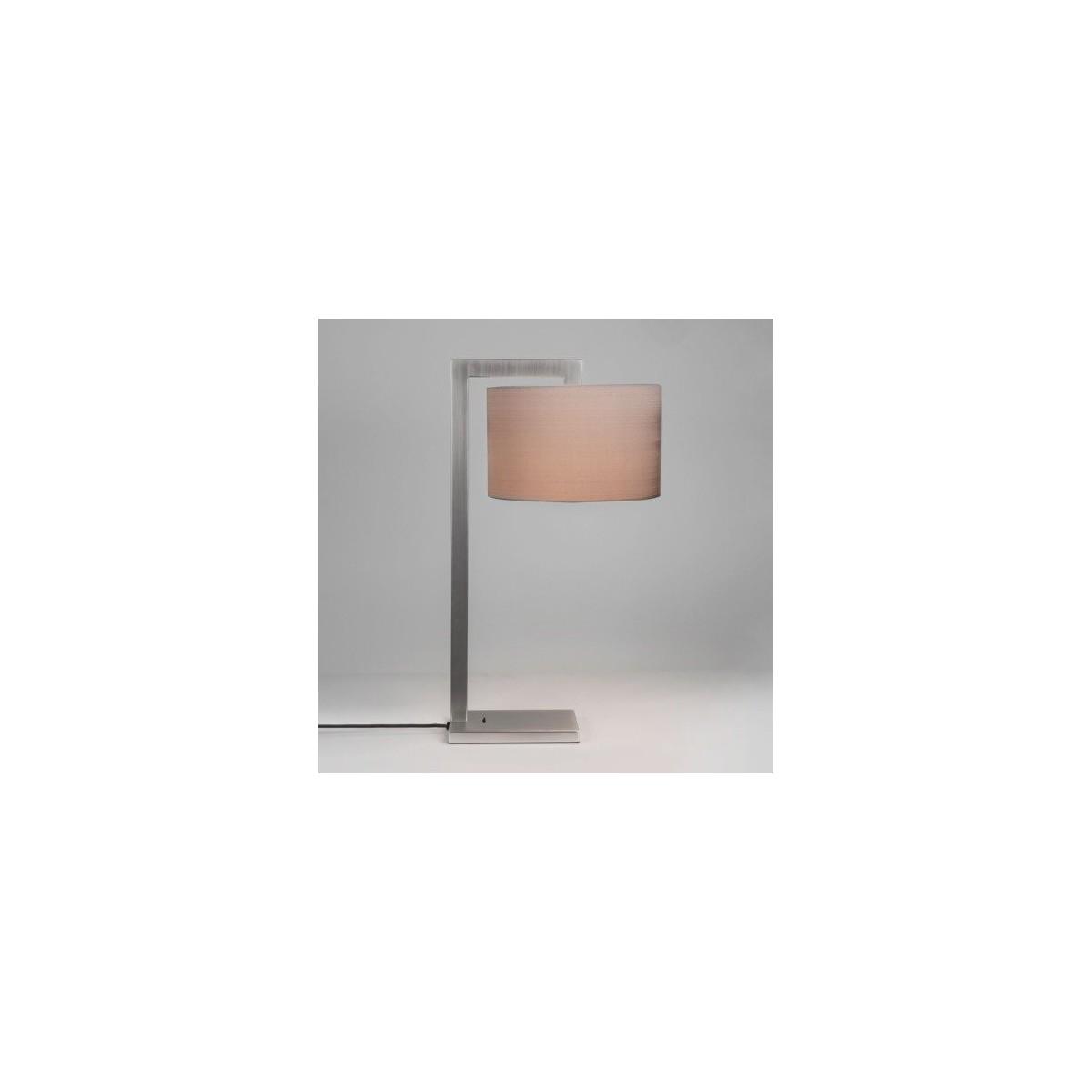 Astro Ravello Table Stołowa 1x60W Max E27 Matowy Nikiel 1222008