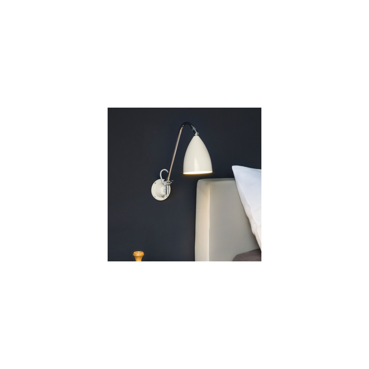 Astro Joel Grande Wall Do Czytania 1x42W Max E27 Kremowy 1223021