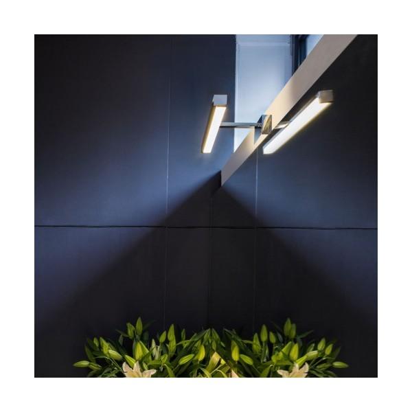 Astro Kashima 350 LED Ścienna 4.5W LED Chrom Polerowany IP44 1174003