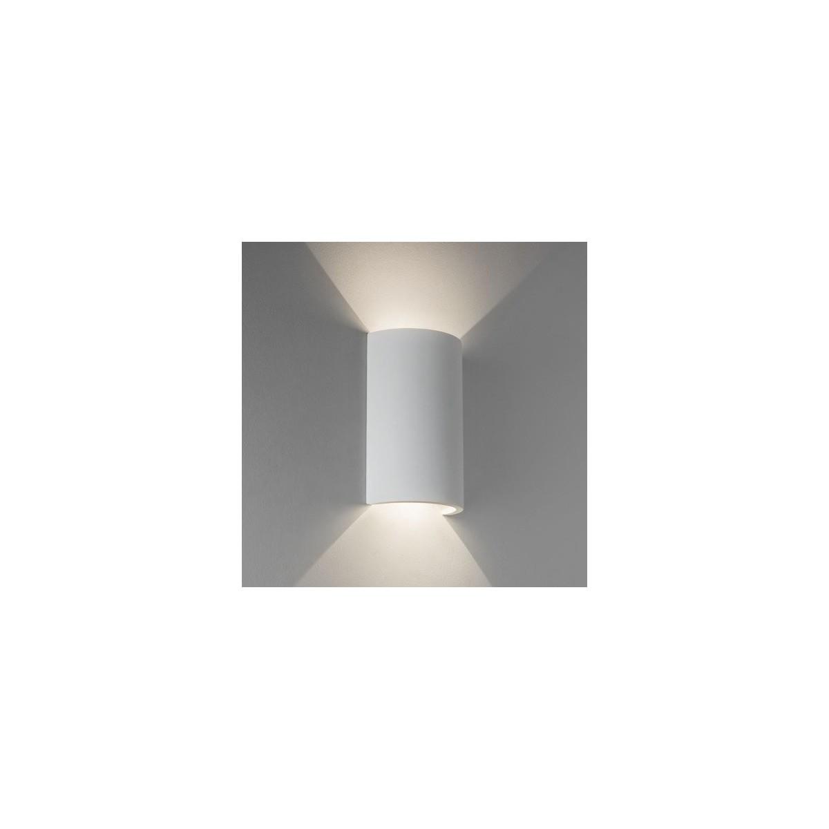 Astro Serifos 170 LED Ścienna 6.3W LED Gips 1350001