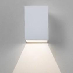 Astro Oslo 100 LED Ścienna 3.8W LED Biały Struktura IP65 1298005