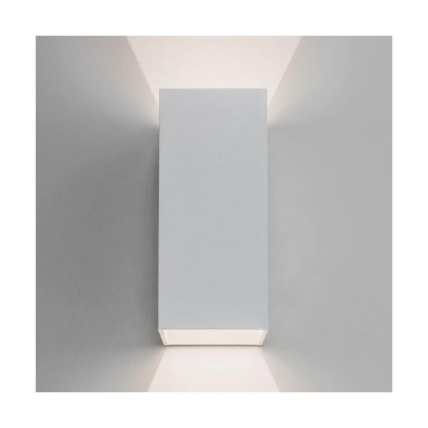 Astro Oslo 160 LED Ścienna 6W LED Biały Struktura IP65 1298006