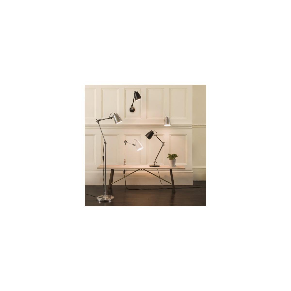 Astro Atelier Grande Do Czytania 1x28W Max E27 Polerowane Aluminium 1224014