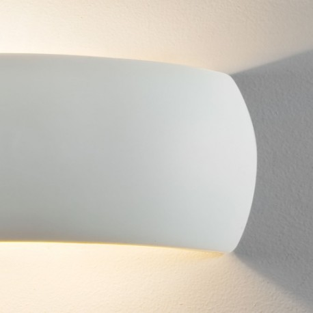 Astro Milo 400 Ścienna 1x60W Max E27 Ceramika 1299002