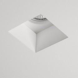 Astro Blanco Square Fixed Wpuszczana 1x50W Max GU10 Gips 1253002