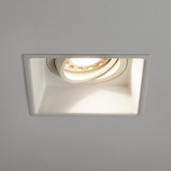 ASTRO Minima Square Adjustable wpust biały 1249006