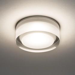 Astro Vancouver Round 90 LED Wpuszczana 1x6W LED Akryl Transparentny IP44 1229012