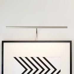 Astro Mondrian 600 Frame Mounted LED Oświetlenie obrazu 8.4W LED Strip Matowy Nikiel 1374006