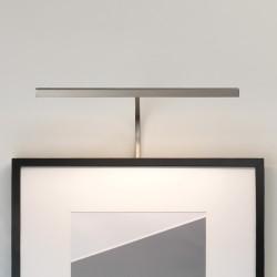 Astro Mondrian 400 Frame Mounted LED Oświetlenie obrazu 4.8W LED Strip Matowy Nikiel 1374007