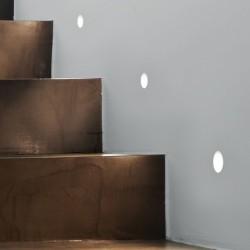 Astro Leros Trimless LED Schodowa 1x1W LED Biały Mat 1342002