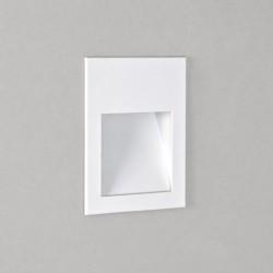 Astro Borgo 54 LED 2700K Schodowa 1x1W LED Biały Struktura IP65 1212033