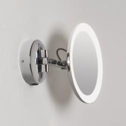 Astro Mascali Round LED Lustro powiększające 5.3W LED Chrom Polerowany IP44 1373001