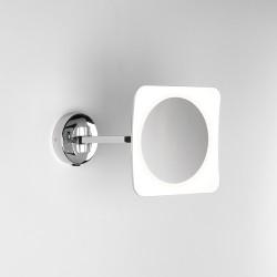 Astro Mascali Square LED Lustro powiększające 6.1W LED Chrom Polerowany IP44 1373003