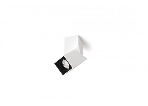 Azzardo SANTOS SQUARE LED 12W 1020lm 3000K biały reflektor AZ3522