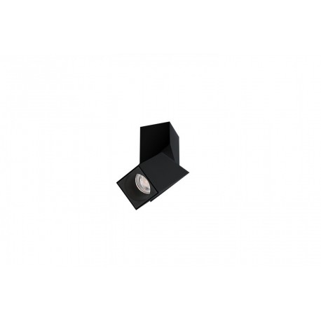 Azzardo SANTOS SQUARE LED 12W 1020lm 3000K czarny reflektor AZ3523