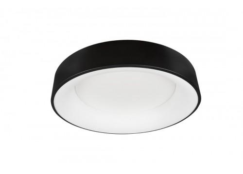 Azzardo SOVANA TOP 45 LED 40W 2200lm 2700-6500K czarny natynkowa AZ3434
