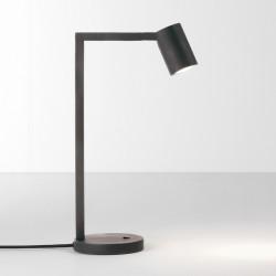 Astro Ascoli Desk Stołowa 1x6W Max LED GU10 Brąz 1286024