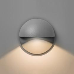 Astro Tivola LED Schodowa 1x2W LED Jasnoszary Struktura IP65 1338009