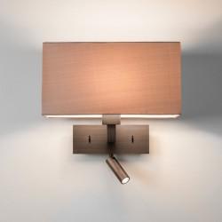 Astro Park Lane Reader LED Do Czytania 1x60W Max E27 Brąz 1080051