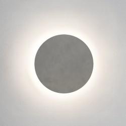 Astro Eclipse Round 300 Ścienna 12.6W LED Beton IP44 1333011