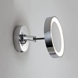 Astro Catena LED Lustro powiększające 12.4W LED Chrom Polerowany IP44 1137003
