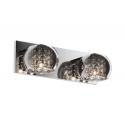 ZUMA LINE Crystal Podwójny W0076-02A-B5FZ Kinkiet