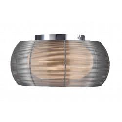 ZUMA LINE TANGO Srebrny MX1104-2 Sufitowa