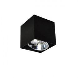 Zuma Line SPOT BOX SL1 Czarny 90432 Sufitowa