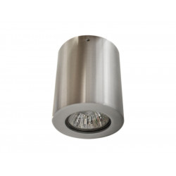 Azzardo BORIS ALUMINIUM 1xGU10 Natynkowa Aluminium AZ1053