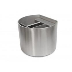 AZzardo Leticia 2 Aluminium 1xG9 40W AZ1059 Kinkiet