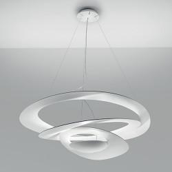 Artemide PIRCE SOSPENSIONE Biały LED 1254110A Wisząca